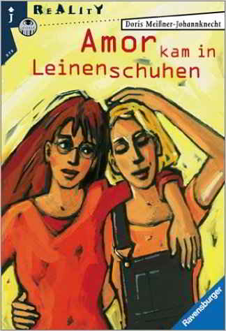 Amor kam in Leinenschuhen Book Cover