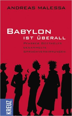Babylon ist überall Book Cover