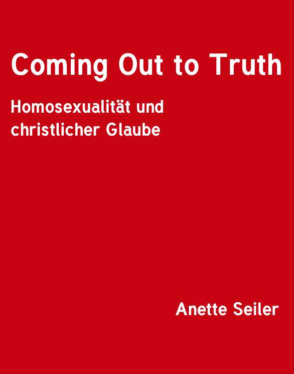 Coming Out to Truth Book Cover