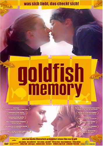 Goldfish Memory Book Cover