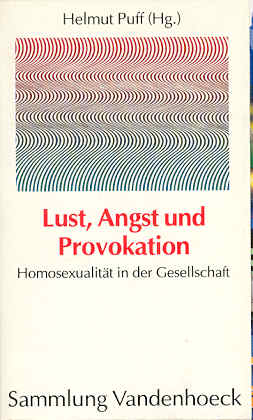 Lust, Angst und Provokation Book Cover