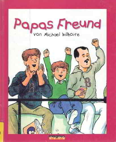 Papas Freund Book Cover