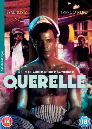 Querelle Book Cover