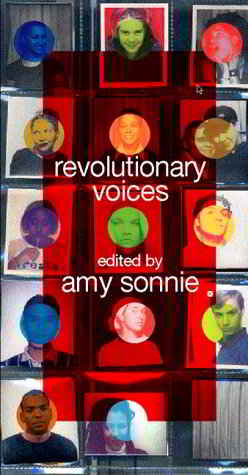 Revolutionary Voices Book Cover