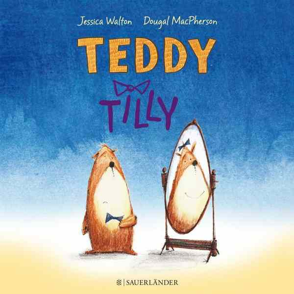 Teddy Tilly Book Cover