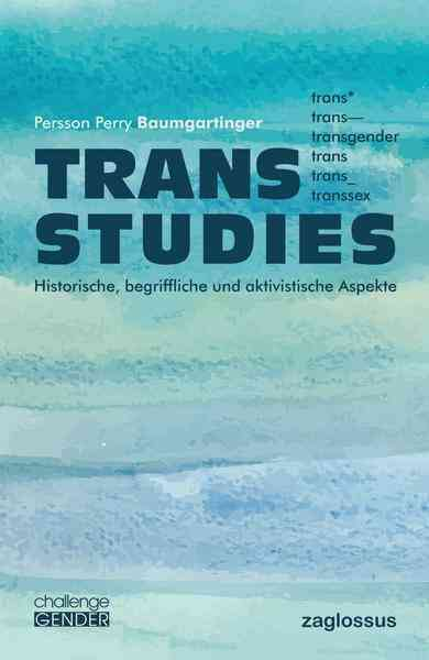 Trans Studies Book Cover
