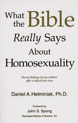 What the Bible Really Says About Homosexuality Book Cover