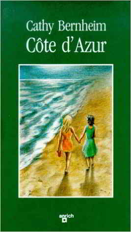 Cote d' Azur Book Cover