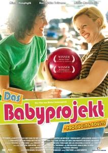 Das Babyprojekt Book Cover