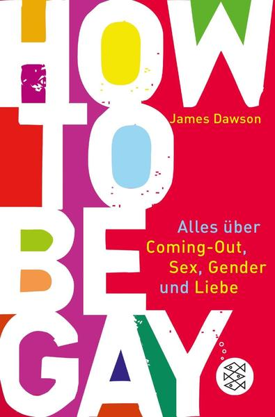 How to Be Gay Book Cover