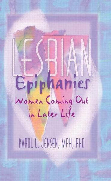 Lesbian Epiphanies Book Cover