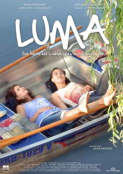 Luma Book Cover