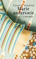 Marie anderswie Book Cover