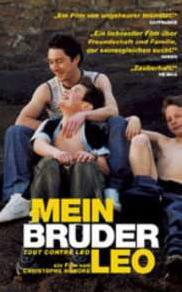 Mein Bruder Leo Book Cover