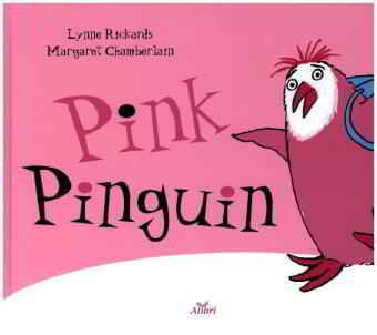 Pink Pinguin Book Cover