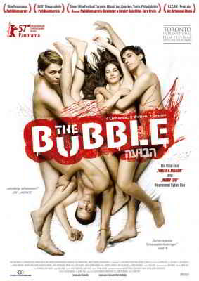 The Bubble Book Cover