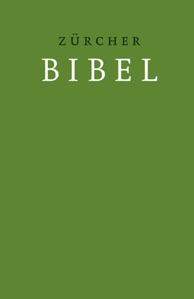 Zürcher Bibel Book Cover